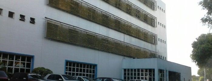 FHAJ - Fundação Hospital Adriano Jorge is one of Osvaldo'nun Beğendiği Mekanlar.