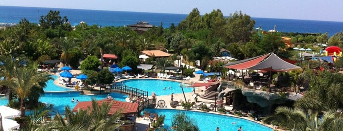 Pemar Beach Resorts is one of Lieux qui ont plu à Serhat.