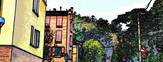 Osteria Dei Sani is one of Via degli Dei.