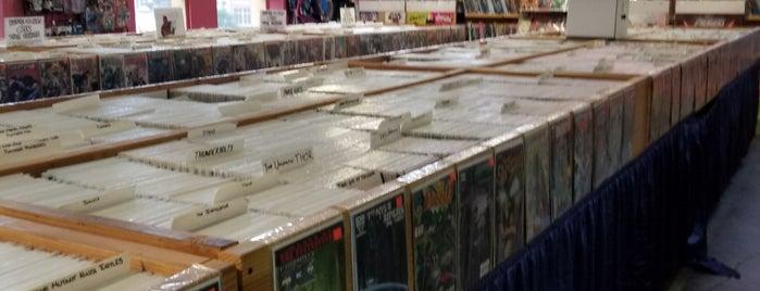 Comics-N-Stuff is one of San Diego.