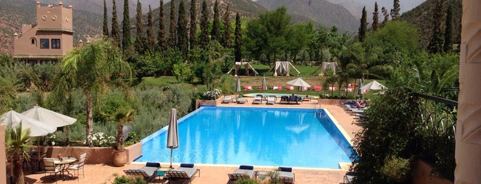 Kasbah Tamadot is one of International: Hotels.