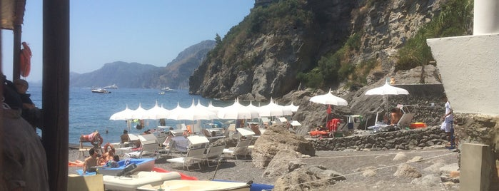 Da Adolfo is one of AMALFI.