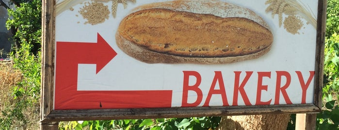 BAKERY is one of Kaş-Kalkan-Meis.