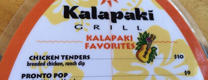 Kalapaki Grill is one of Hawaii.