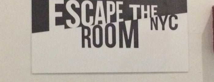 Escape the Room NYC is one of Places to Explore.