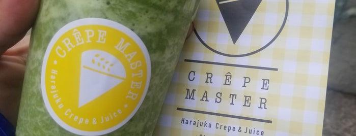 Crepe Master is one of Posti che sono piaciuti a Wailana.