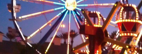 Kemah Boardwalk is one of Outside-of-Austin Traveler.