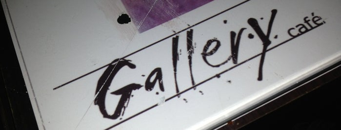 Gallery cafè is one of Russia Fun.