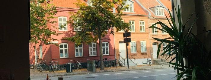 Pho C&P is one of Aarhus.