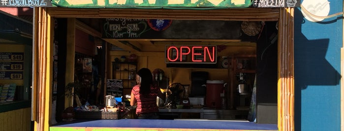 Local Boys Shave Ice - Kihei is one of JP's Places to Eat in Maui.