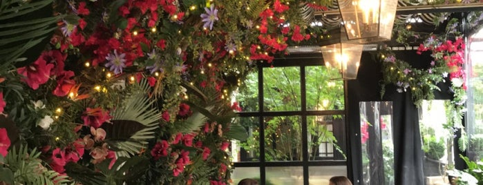 Dalloway Terrace is one of London to try.
