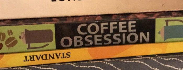 Kaffeine is one of Mart: сохраненные места.