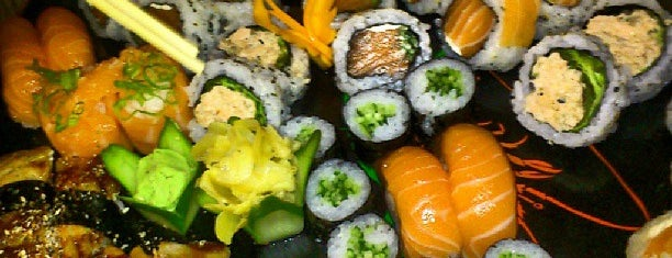 Hanaya Sushi is one of Sushi in Porto Alegre.