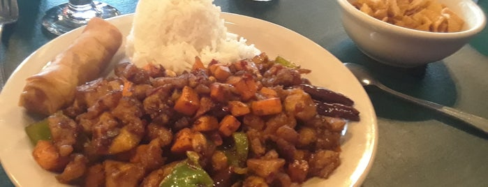 China Cafe is one of Roel's Austin.
