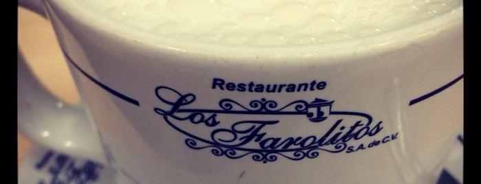Los Farolitos del centro is one of Comer En Veracruz.