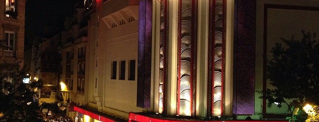 Le Grand Rex is one of Paris - Good spots.