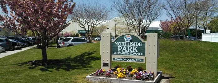 Northside Park is one of Ocean city.