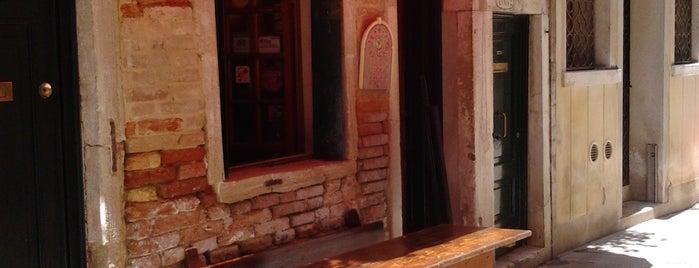 Enoteca Al Volto is one of Venezia.