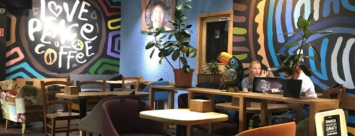 Tucano Coffee is one of To visit.