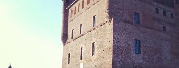 Castello di Grinzane Cavour is one of Lieux sauvegardés par Gabriel.