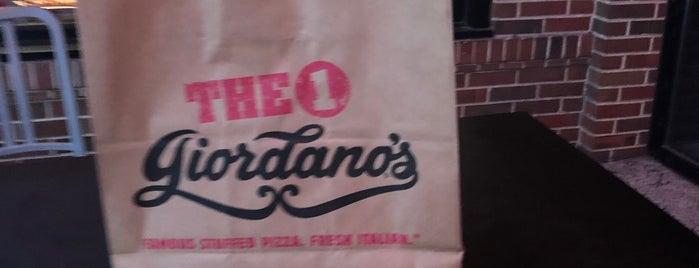 Giordano's is one of Lugares guardados de Kim.