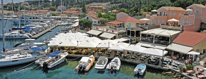 Apagio Restaurant is one of Guía de Cefalonia.