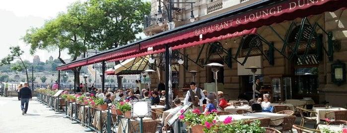 Dunacorso Restaurant is one of Ballin' in Buda & Pest.