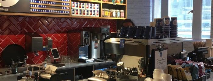 Change Please Café is one of London ••Spottet••.