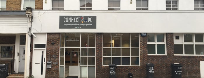 Connect & Do is one of Awesome UK.