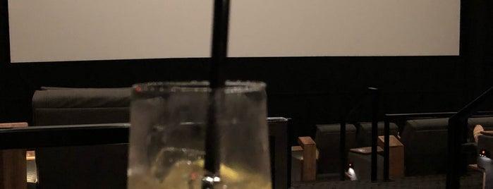 CMX CineBistro is one of Cinemas to try.