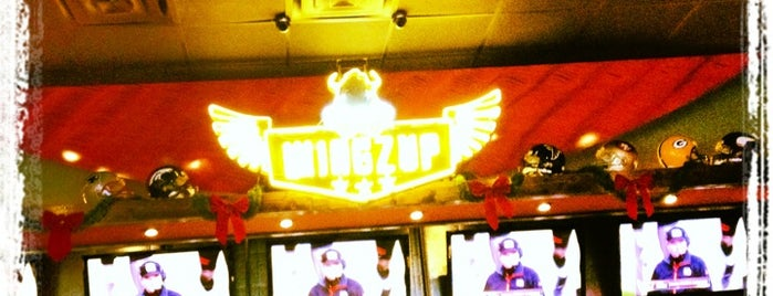 Wingzup is one of ATX Favorites.