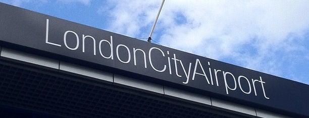 Aeropuerto de la Ciudad de Londres (LCY) is one of Airports Europe.