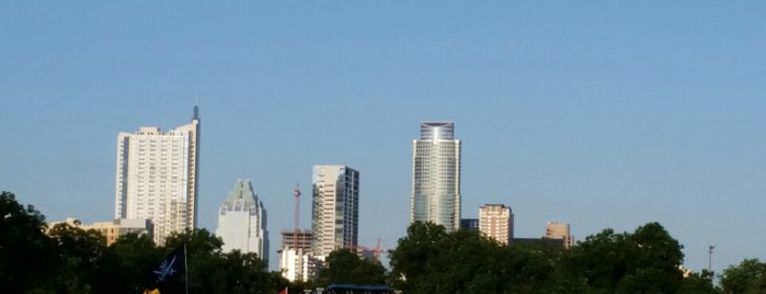 Zilker Park is one of Must Visit - Austin.