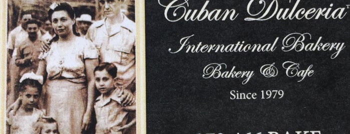 Cuban Dulceria is one of Russ's Liked Places.