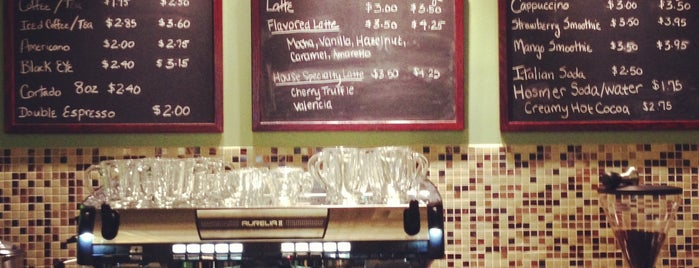 Down To Earth Coffee House is one of Coffee, Tea, and Smoothies.