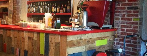 Soda Estudio de Cocina is one of Puerto Rico.