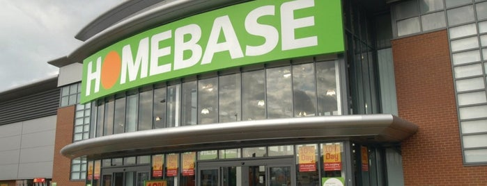 Homebase is one of Lieux qui ont plu à Steev.