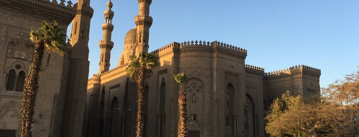 Salah El Din Sq is one of Favorites in Egypt.