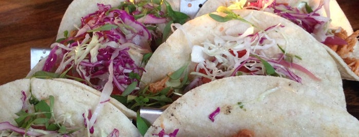 Naked Taco is one of Miami Spots.