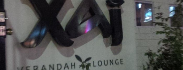 Xai Lounge is one of LA Guide for Arabs ;).