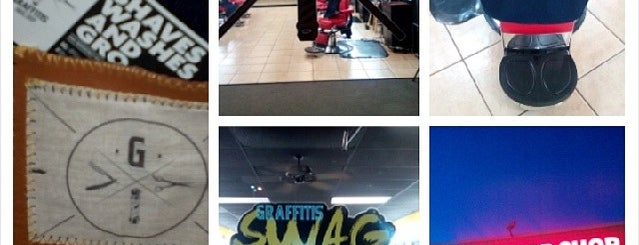 The SWAG Shop is one of Showtime's THE CIRCUS.