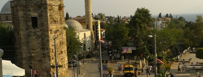 Cumhuriyet Caddesi is one of Antalya.