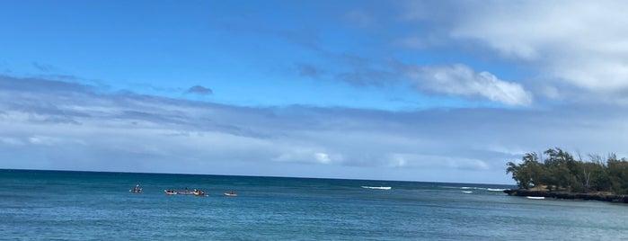 Kawela Bay Beach is one of Hawaii.