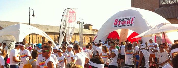 ASUS @ Gazzetta Summer Tour is one of Riviera Adriatica 3rd part.