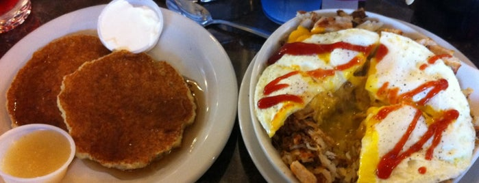 Briana's Pancake Cafe is one of Oh, the places I go....