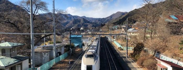 Iwashima Station is one of JR 키타칸토지방역 (JR 北関東地方の駅).