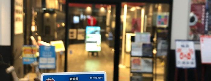 新潟古町まちみなと情報館 is one of 新潟のToDo.