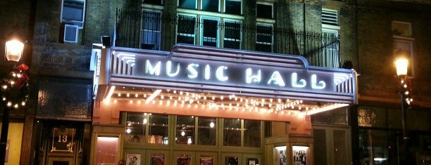 Tarrytown Music Hall is one of Hudson Valley.