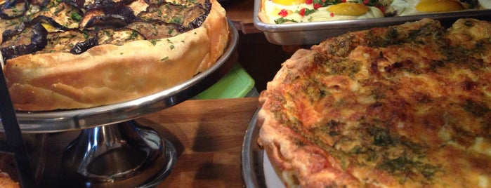 Pie Corps is one of NYC: Fast Eats & Drinks, Food Shops, Cafés.