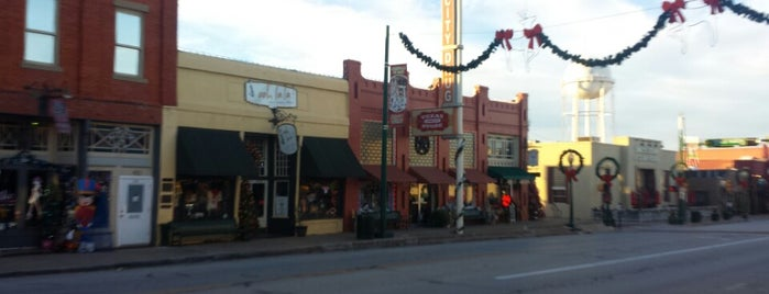 Grapevine, TX is one of KATIE 님이 좋아한 장소.